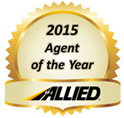 2015 Agent of the Year ALLIED